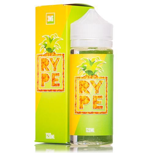 RYPE Pineapple 120ml ejuice is a deliciously refreshing mix of pineapples with a touch of orange and mango making a fantastic all day vape.