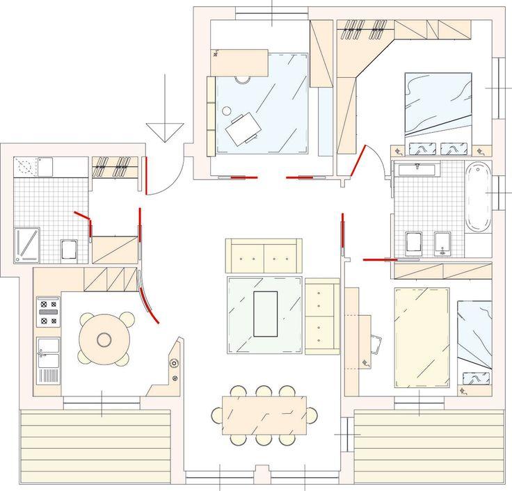 Puteti economisi pana la 8% (conform desen) din spatiul casei cu ajutorul sistemelor glisante Eclisse. Vizitati galeria de produse Eclisse: http://www.eclisse.ro/produse
