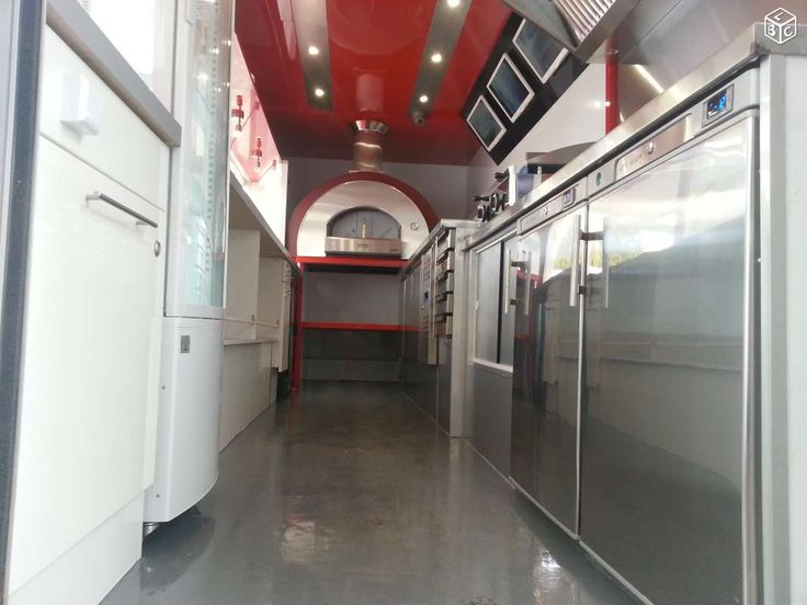 camion pizza food truck four alfa vasp utep 2011 - Location Camion Pizza Mariage