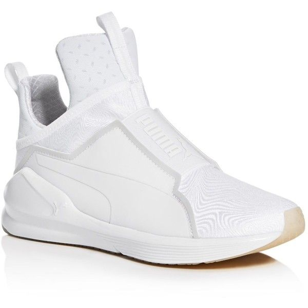 puma white shoes