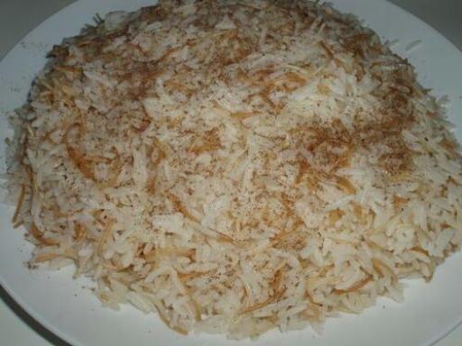 Recette de riz pilaf (armenien)