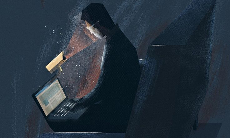 hacker devices illustration - Поиск в Google