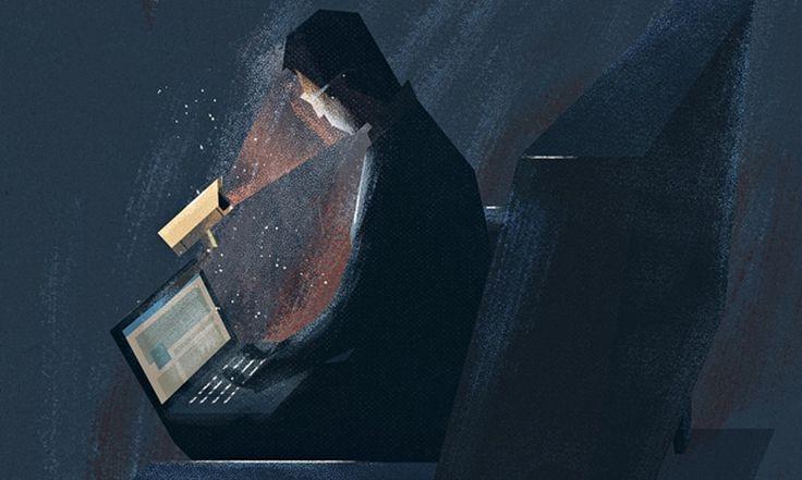 hacker devices illustration - Поиск в Google