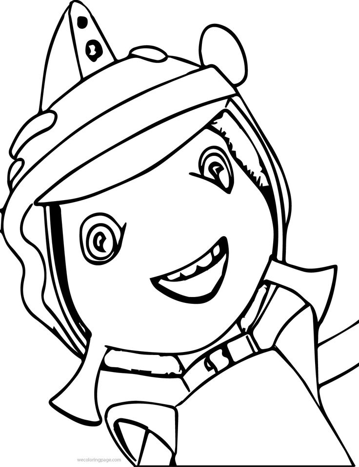 Amber Coloring Pages Floogals Character Coloring Page Floogals Pinterest
