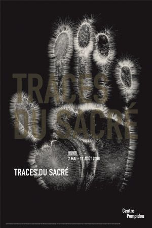 Traces du Sacre  Chicago International Poster Biennial — Pierre Bernard | Finalist | 2008