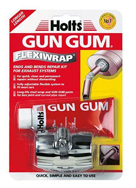 Holts Gun 204415 - Gum Flexiwrap per riparare impianti di scarico