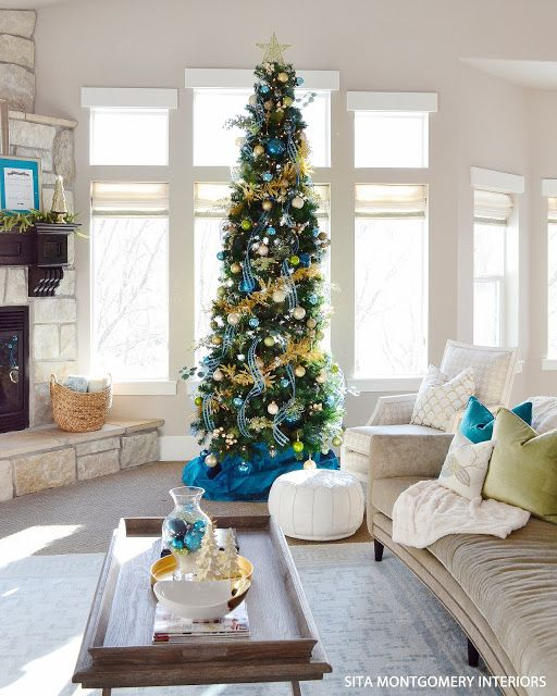 Sita Montgomery's beautiful holiday home tour