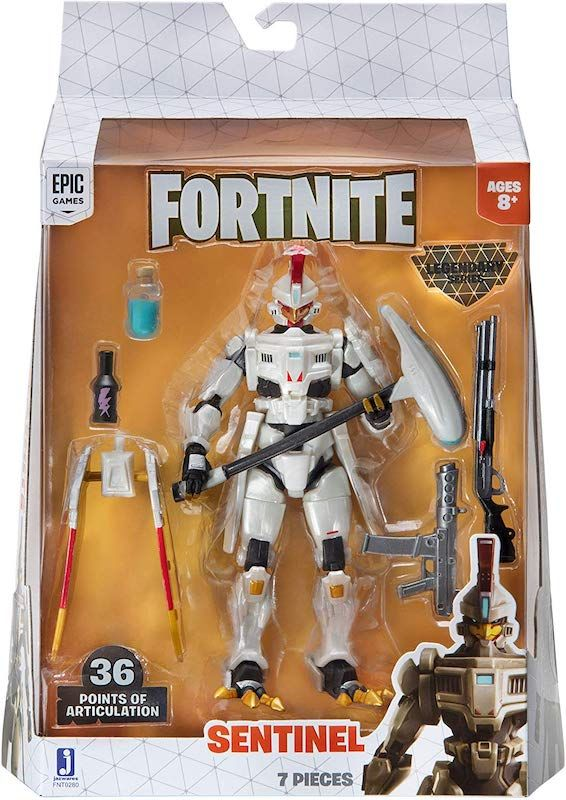Fortnite zoey action figures 5 star brand new for kids gift boys and girls