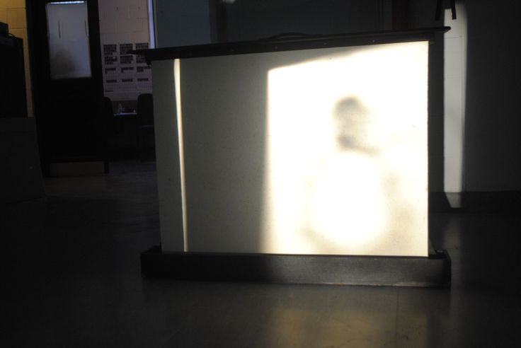 A taste of the video projection project I completed in November 2014. I used stitch on assitate to project a nightmare onto a screen.