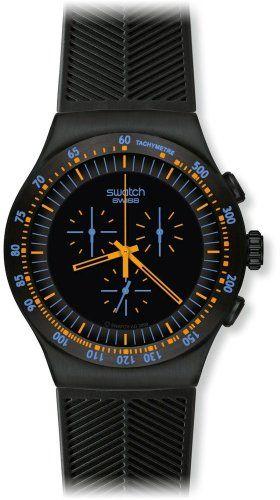 best - Swatch Men's YOB104 Stainless Steel Black Dial Chronograph Watch Swatch http://www.amazon.com/dp/B0049MOJ0W/ref=cm_sw_r_pi_dp_4PONtb0RXK6WSKEP