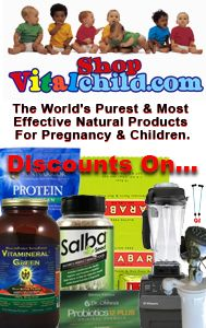 VitalChild - Vitamineral Green List of the Beneficial Ingredients.
