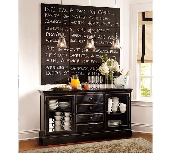 $899 Tucker Sideboard | Pottery Barn