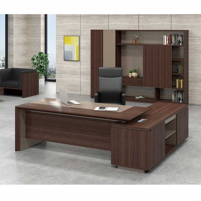 Latest Modern L Shape Executive Wooden Office Tables Design Buy Office Tables Wooden Office Tables Design Executive Wooden Office Tables Design Product On Ali Office Table Design Modern Office Table Design Office Furniture