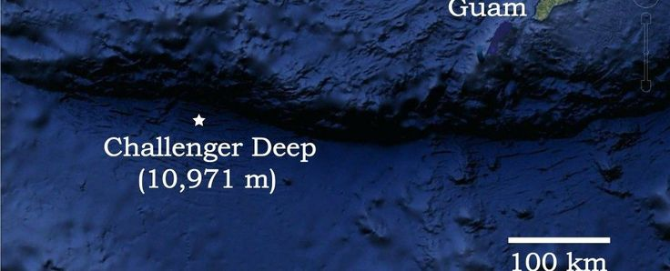 Scientists have released the first audio recordings taken from the deepest point on Earth's surface, Challenger Deep , at the bottom of the Mariana Trench . Filled with strange moans, low rumbles, and the occasional high-pitched screech, the...