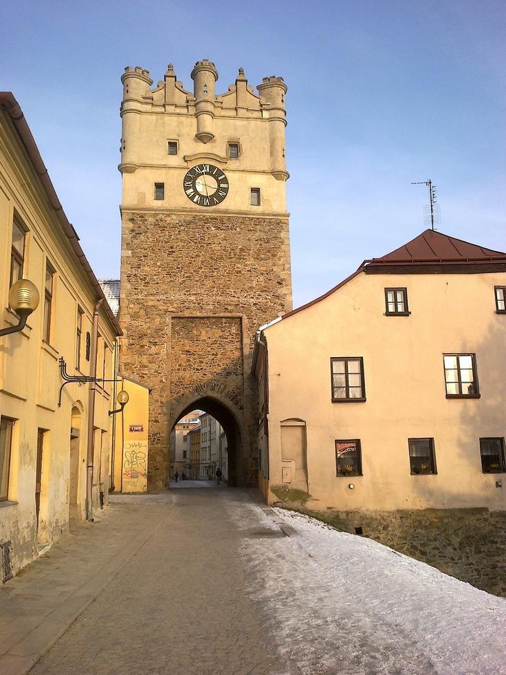 Česko, Jihlava - Brána Matky Boží