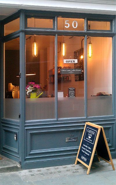 Just a stone's throw from St. Pauls cathedral, Carter Lane Coffee House is a hidden gem that's fast becoming a local favourite. ...