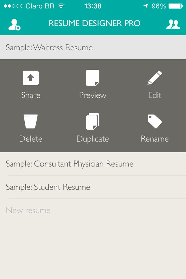 App u0027Resume Prou0027 Flat UI Design Pinterest Flat UI and Ui design - app for resume
