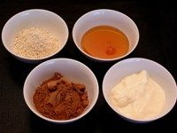 Chocolate Facial Recipe - For the Spa Party