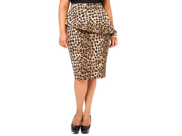 Plus size article on how to wear leopard effortlessly as a plus size woman. Tips include on how to wear leopard with other…