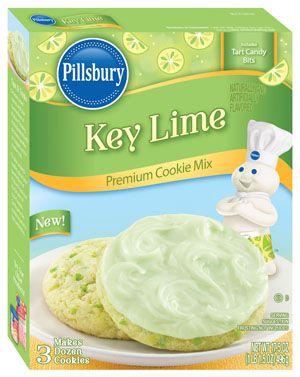 Duncan Hines Key Lime Cake Mix