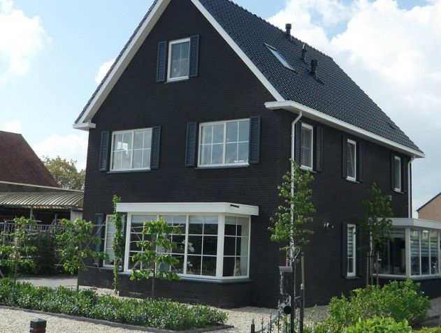 638 best images about mooie huizen on pinterest sweet home ramen and tes - Moderne huizen ...