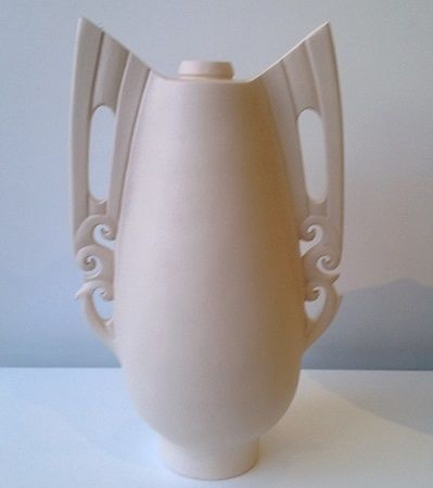 Manos Nathan ceremonial vase from the 100 Vases for Helen Exhibition