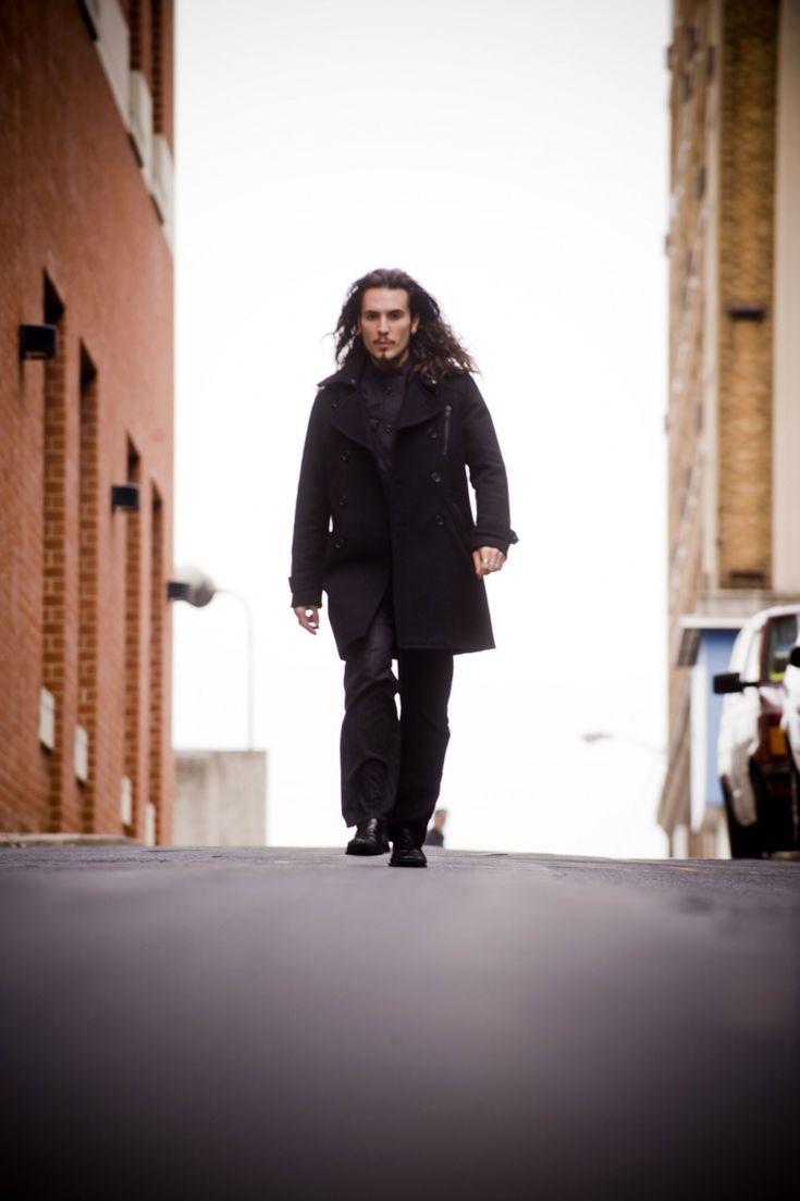 Anton Von Altrichter: Bohemian Man, Anton Von, Von Altricht, Long Locks, Book Character, Long Hairs, Reza Habibi