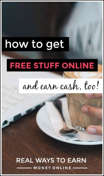 How to get free stuff online, and possibly get paid, too!