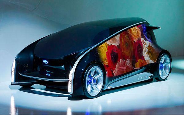 Каким он будет, автомобиль будущего?