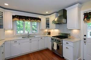 A NEWER KITCHEN FEATURING VIKING HOOD AND RANGE - 52 WILDWOOD AVE WEST ORANGE, NJ 07052 #VikinginNJ by tammie