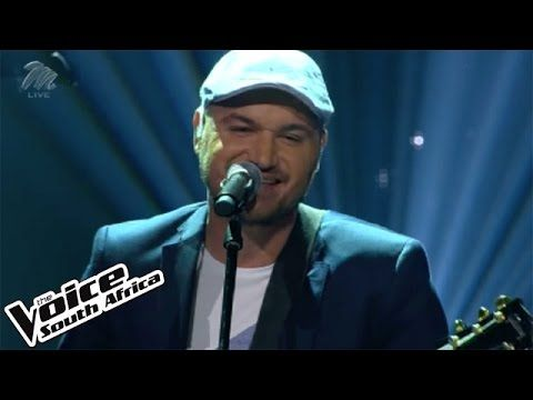 Jeremy Olivier: 'Thinking Out Loud' | Live Round 2 | The Voice SA