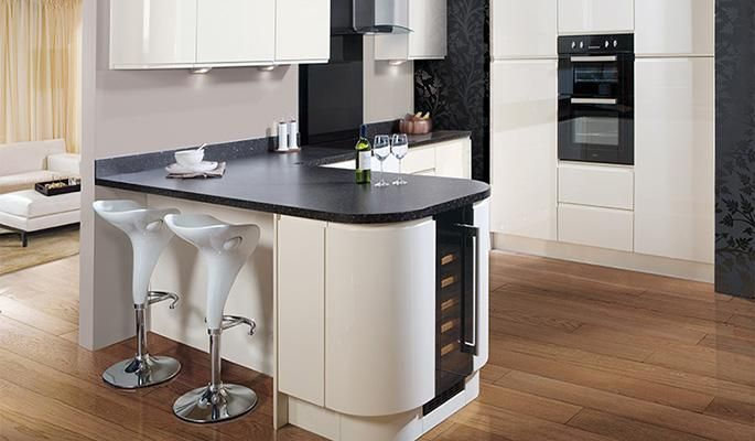 Pin By Tesco Kitchens On Modern Kitchens
