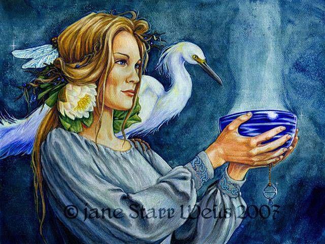 LA DIOSA DEL SIGNO DE GEMINIS, LIBRA Y ACUARIO. Si has nacido bajo el signo de Géminis, Libra o Acuario. La diosa Celta que rige tu Destino es Aine la diosa del Aire.  Ella te otorga la capacidad de poder hacer muchas cosas a la vez, si te organizas y no te dispersas eso es algo muy bueno.  Aine es la Diosa de la inteligencia y la razón y esas son las bases de tu vida. Tu mente es tu arma mas poderosa ya que con ella puedes alcanzar las metas que te propongas.
