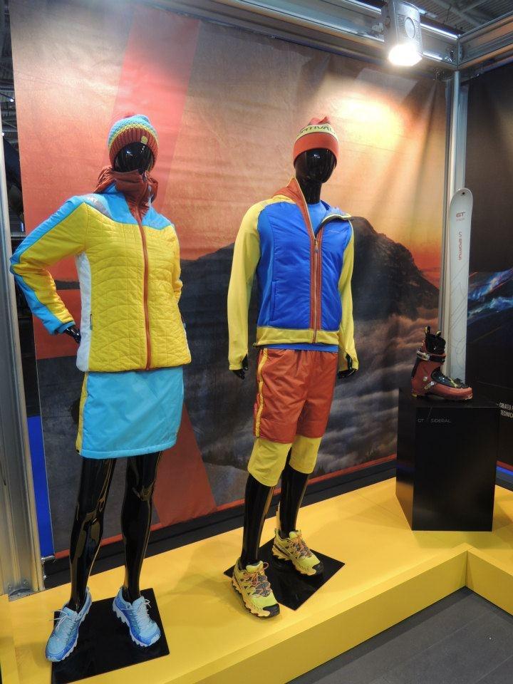 La Sportiva's apparel collection