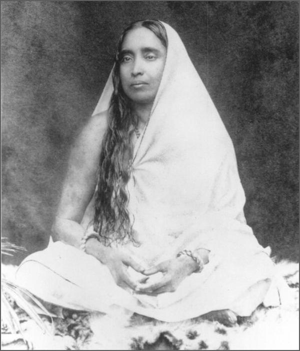 """""""One should not hurt others even by words.  One must not speak even an unpleasant truth unnecessarily.  By indulging in rude words, one's nature becomes rude.  One's sensibility is lost if one has no control over one's speech.""""    - Sri Sarada Devi"""