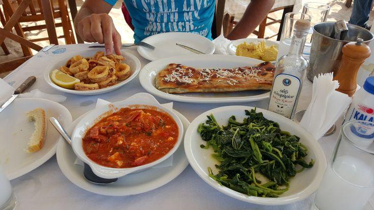 ΜΠΟΥΚΑΣ FISH TAVERN, Ελαφόνησος - Κριτικές εστιατορίων - TripAdvisor