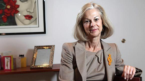 Former Playboy CEO Christie Hefner, 61 today, is about to unveil a host of brand extensions for health resort company Canyon Ranch that are reminiscent...