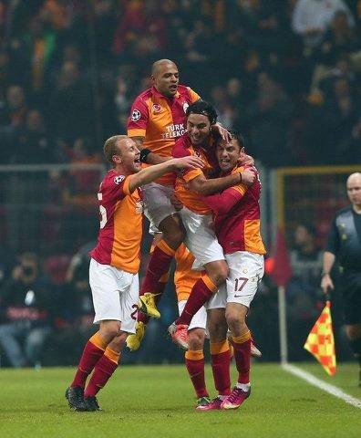 Galatasaray - FC Schalke 04