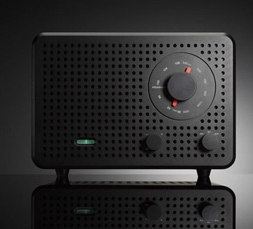 Areaware 2B: Röhrenradio für Retrophile - Engadget Deutschland