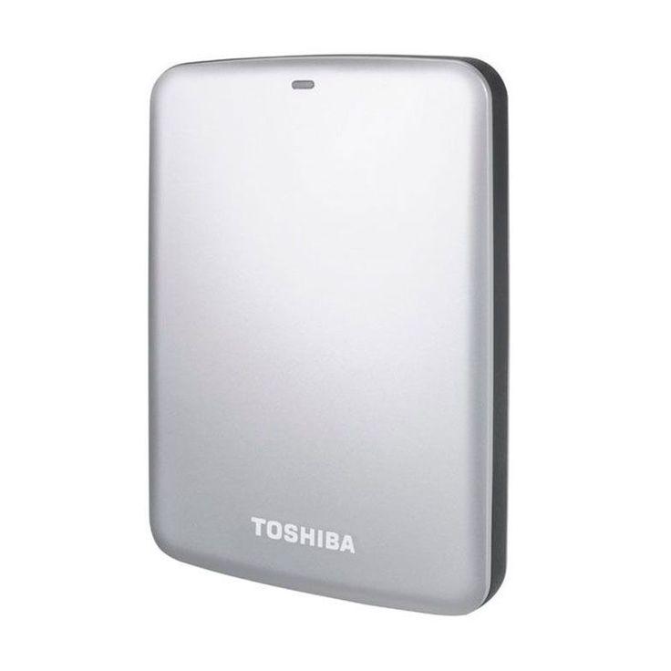Toshiba New Store Toshiba Canvio Plata 1TB | HDD Externo  - Compra siempre al mejor precio en todoparaelpc.es. Tenemos las mejores ofertas de internet