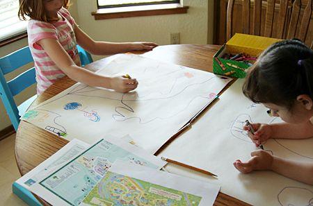 Making zoo maps