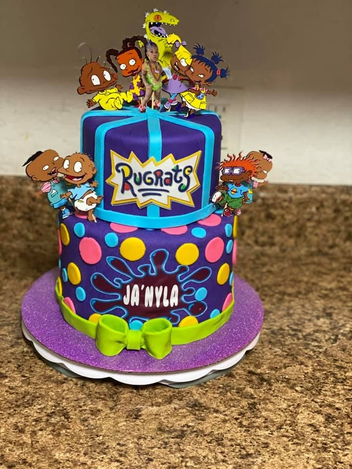 African American Rugrats Party Cups Rugrats Birthday Party Rugrats Birthday Decorations| Rugrats Party Favors African American Rugrats