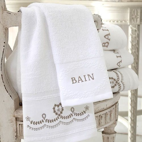 The prettiest  smartest guest and hand towels around all woven in a pure  white 500gm. 17 Best ideas about Guest Towels on Pinterest   Restroom ideas