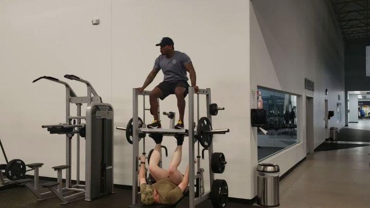 Next Level Vertical Leg Press Sht Bodybuilding Fitness Gym Workout Motivation Fit Fitfam Fitnessmotivati Leg Press Fitness Motivati Gym Life