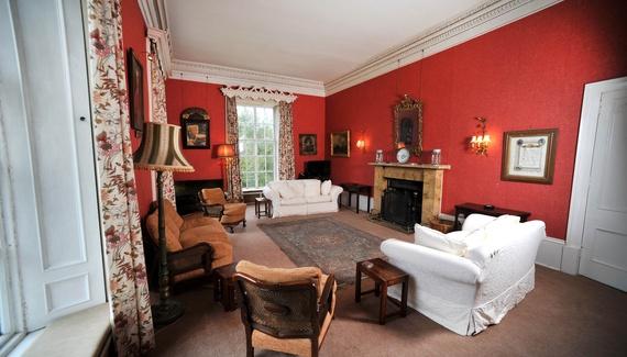 Craufurdland Estate - Sitting Room