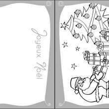 38 best images about kid 39 s activities on pinterest - Carte de noel a imprimer gratuitement ...
