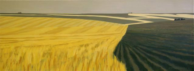 Kim Matthews Wheaton, artist living in Eastern Washington