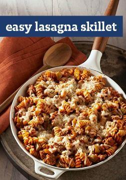 Pasta sauces, Tables and Lasagna noodles on Pinterest