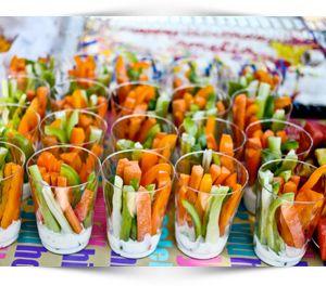 groentesticks-met-dipsaus