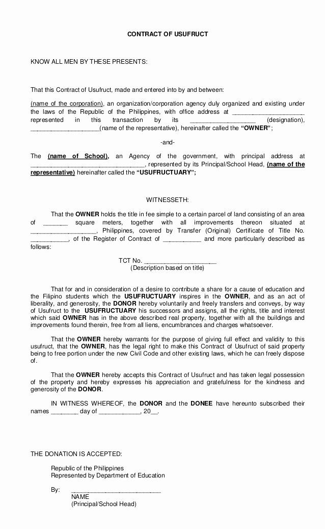 Free Contract For Deed Template In 2020 Contract Templates
